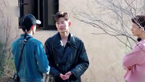张翰传授对待女生的经验给吴磊 原来你是这样的张翰