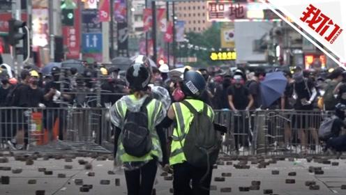 香港高院宣布《禁蒙面法》暂时有效至本月29日 政府律师要求暂缓违宪裁决
