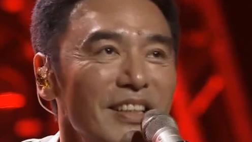 陈乐基携手钟镇涛,翻唱黄家驹的《光辉岁月》,一开口唱出灵魂