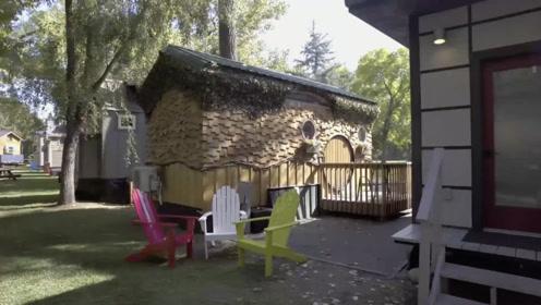 科罗拉多微型住宅度假村,据说这里是空间利用的完美典范
