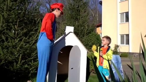 马克西姆决定离开妈妈去找别的房子