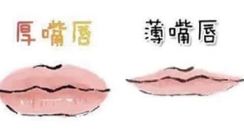 """嘴唇薄厚暗含人生运势!你是""""福气命""""还是""""劳碌命""""?一看便知"""