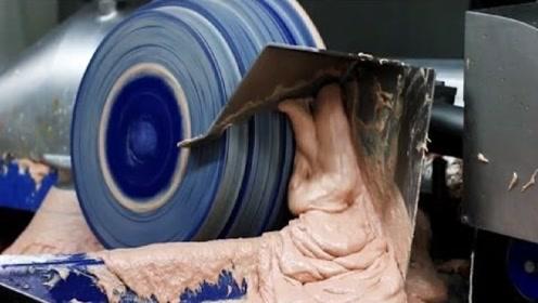 火腿肠到底干不干净?看看他们的生产过程,你就知道了
