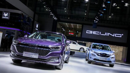 三箭齐发!BEIJING品牌广州车展开启新未来,引领中国汽车新潮流