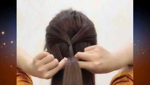 想要彰显优雅女神气质,这样的扎发发型是你最佳的选择,你觉得呢