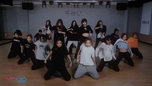 【4K拉近版】(G)I-DLE《LION》镜面练习室