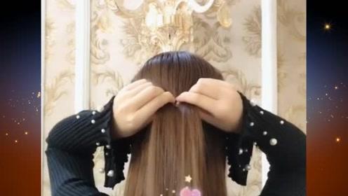 这样的扎发发型,减龄又显年轻,任何扎都很美哦
