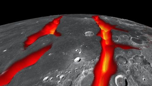 月球遭地球引力摧残,出现3200多条裂缝,它会碎裂砸向地球吗