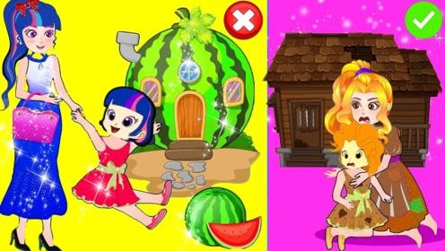 为得到想要的房子,女子辛勤的种西瓜,谁知意外却突然发生了!
