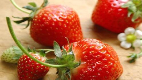草莓掉色正常吗?加了膨大剂的草莓能吃吗?