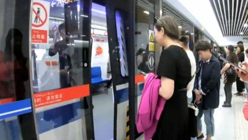 中国乘客最少的地铁,高峰期还有位坐,白天都是空载运行!