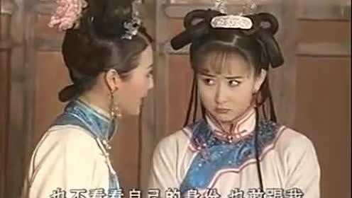 孝庄秘史:格格和苏茉儿互殴,原来女人打架是这个模样,太激烈了