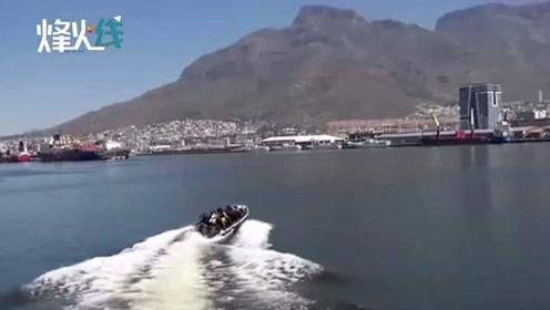 7艘舰船真刀真枪上阵 中俄南非3国首次海上联演 潍坊舰表现超抢眼