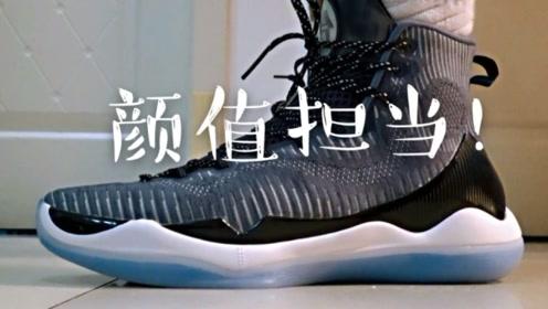 球鞋开箱:李宁篮球鞋的颜值担当!驭帅11 上脚实着及缓震形变