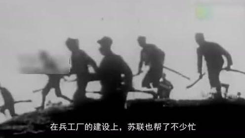 淮海战役中,我军每天打光三万发炮弹,这么多是从哪弄来的?