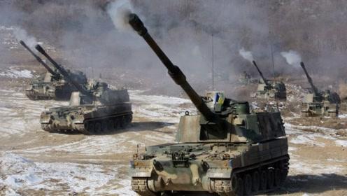 大威力火炮从东方出发,直抵北欧!7国争相购买成军火明星