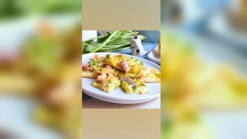 别总吃普通的白煮蛋了!鸡蛋加点它,一餐摄入5种营养物!