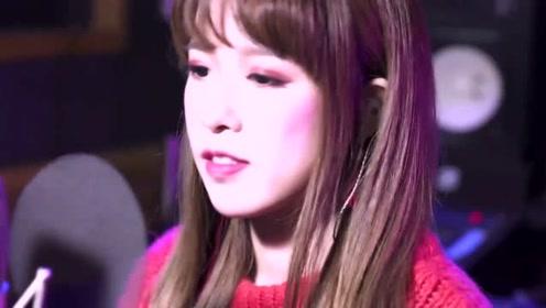 小姐姐用粤语翻唱《红昭愿》,第一句就爱上了,简直太好听!