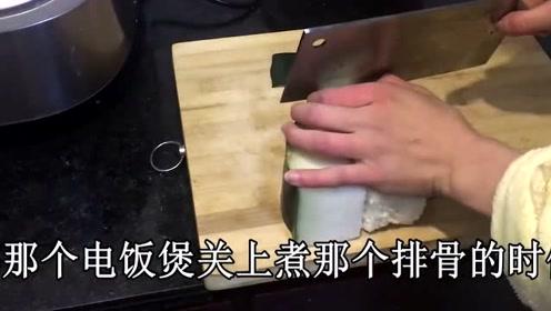 美味冬瓜炖排骨的做法,看着好有食欲!快来试试
