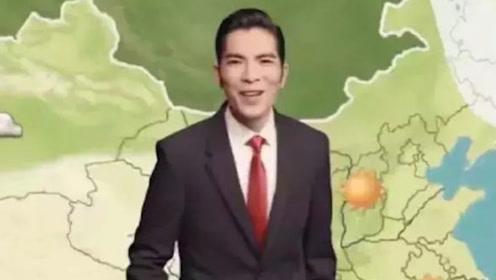 雨神萧敬腾受到官方认可,受到中国气象局邀请,真正的天气之子