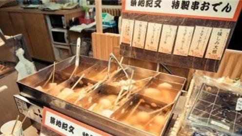 日本的关东煮,为什么在中国火不起来?因为实力太强,不允许啊