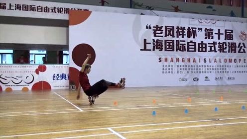 2019SSO上海国际公开赛 成女花式对抗 小组赛  第三组