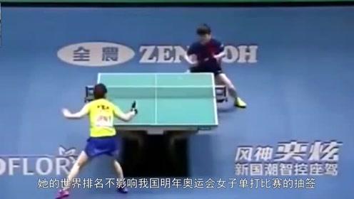 孙颖莎能否成为2019国际乒联年终女单世界第一?看完后瞬间明白了!