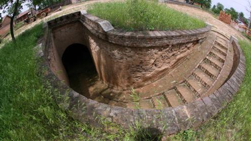 我国最牛千年古村,全村住在地下,下雨天岂不是会淹没掉?
