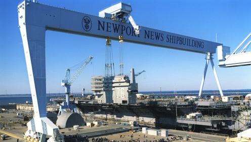 效率堪比印度?美军欲修理全国船厂,估算后发现,要20年才能搞定
