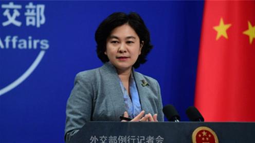 现场!北约峰会未将中国定为威胁 华春莹一句话直中要害