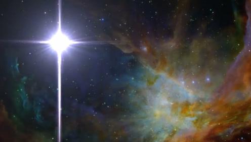 宇宙最强的星体爆炸,造成时空巨洞,过了上亿年还有影响!