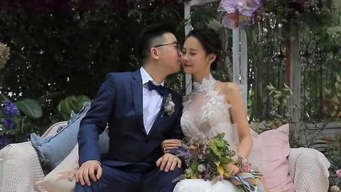 清华校花刚毕业就被官二代娶走,婚礼花500万,猜新郎父亲是啥官