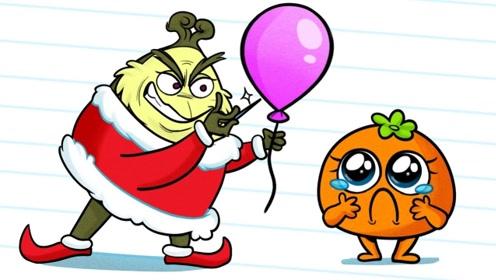 大叔偷走整座城圣诞礼物,所有人却心甘情愿给他礼物,究竟怎么回事?