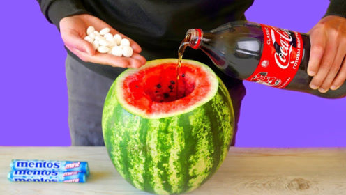 盘点几个你绝对想不到的西瓜玩法!简直太有创意了!