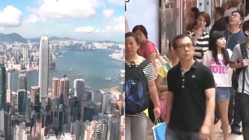 活久见!香港发生40年来第八次有感地震 市民:好像被撞了一下!