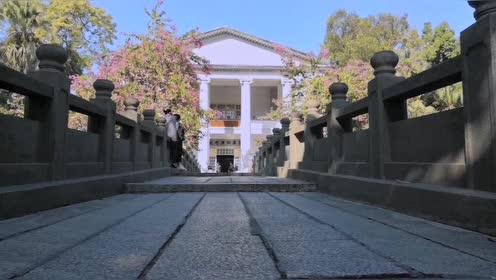 广州近代史博物馆因欧式复古连廊走红,里面的藏品也不容错过