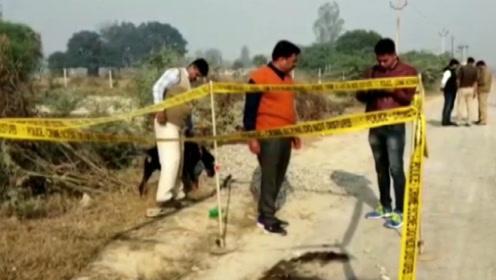 印度女子出庭指证强奸犯路上被害 遭淋汽油点燃全身90%烧伤