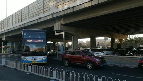 2019年北京已完成90项疏堵工程建设 缓解交通拥堵太棒了!