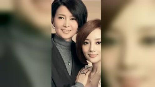 娱乐圈中最美6对母女,哪一对母女美得更似姐妹花 ?