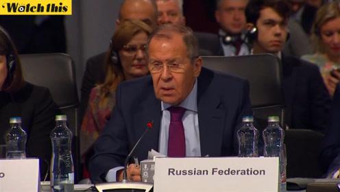 俄外长:北约的举动造成局势紧张 需扭转这一趋势制止进一步对抗