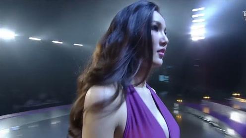 高颜值韩模完美走秀,光是迷人的侧脸,就已足够迷人!