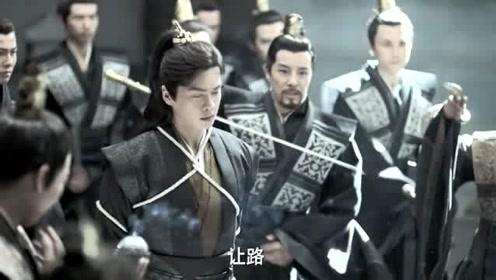 《庆余年》范闲出事师兄疼,三处全是社会人!