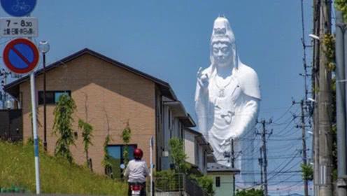 全世界最奇怪的三座佛像,越看越诡异,其中有两座在中国!