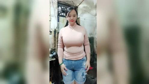 中国版本的卡戴珊,真是美!
