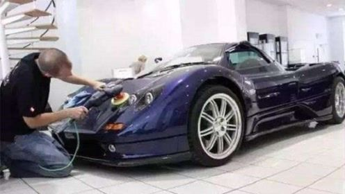 世界上最贵的洗车店,洗一次收费5万元,却有豪车车主排队来洗