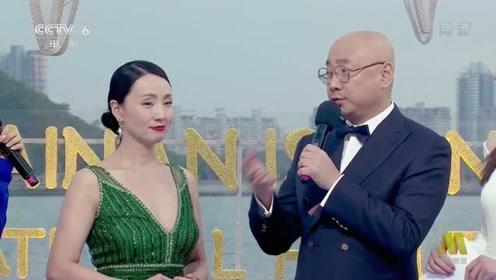 徐峥、陶虹海南国际电影节,透露家庭教育方式:猫妈鼠爸