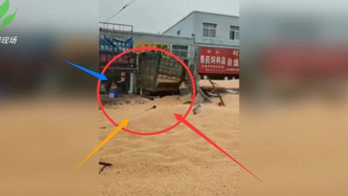 突发!辽宁沈阳两辆大车相撞 造成司机一死一重伤