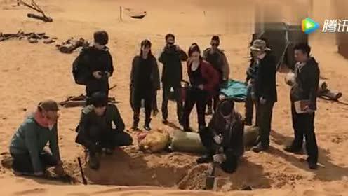 沙海:黎簇刚进沙漠就拍到不可思议的东西!难道出现幻觉了?!