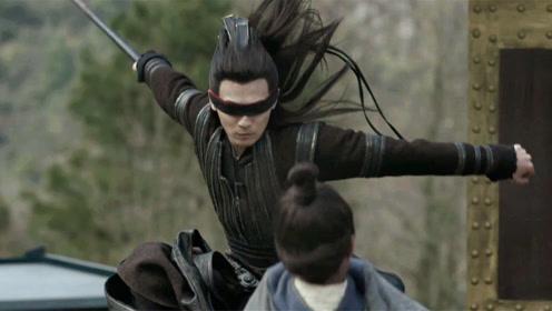 庆余年:庆帝小瞧五竹,被镭射眼当场击杀,范闲拍手叫好