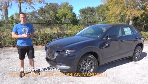 外媒总结2020款 Mazda CX-30的整体表现